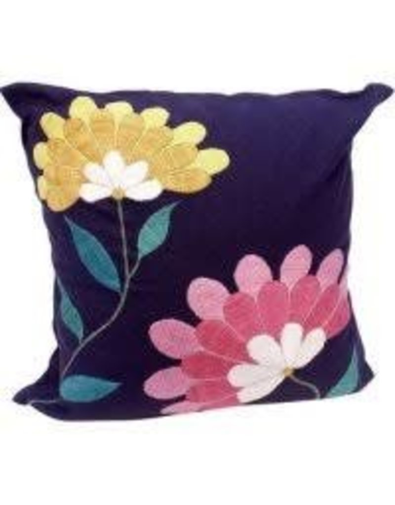 St. Mary's Night Blooms Cushion