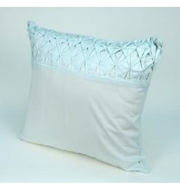 Craft Resource Center Ruched Cushion Cover (Mint)