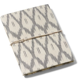 Craft Resource Center Ikat Secrets Notebook (White)