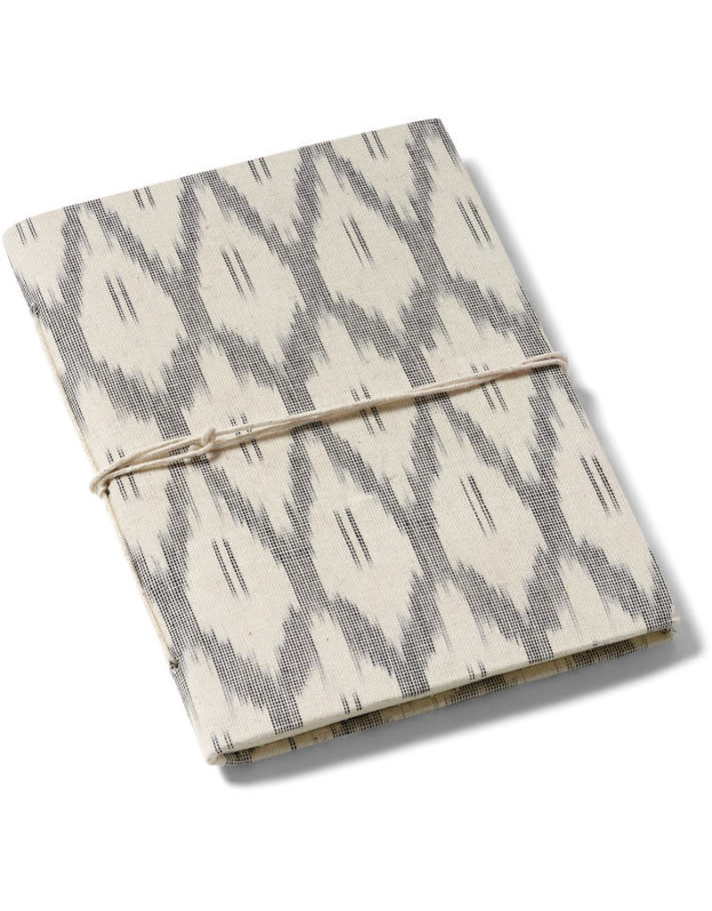 Craft Resource Center Ikat Secrets Notebook (White)
