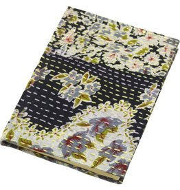 Craft Resource Center Kantha Sari Notebook