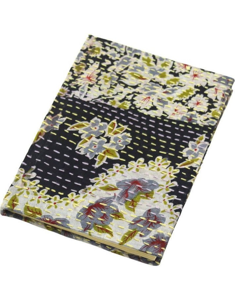 Craft Resource Center Kantha Sari Notebook