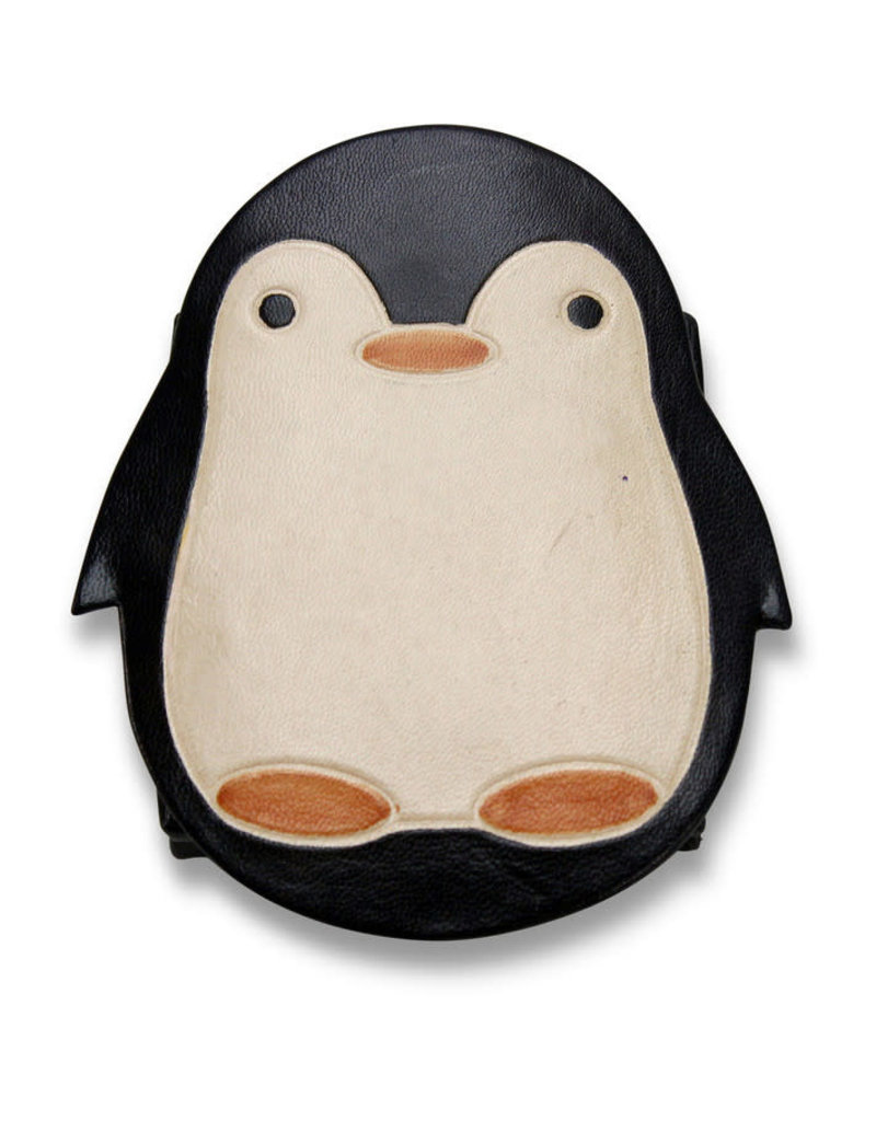 Craft Resource Center Eco-Leather Penguin Coin Purse