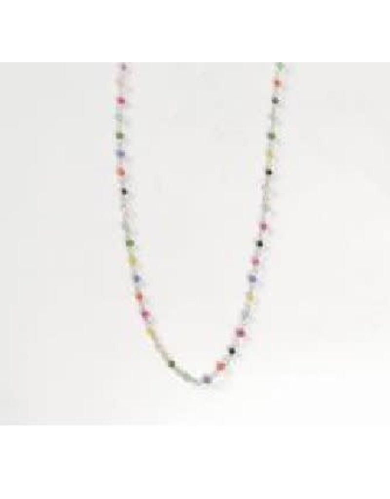 Noah's Ark Necklace multicolour Mini Beads