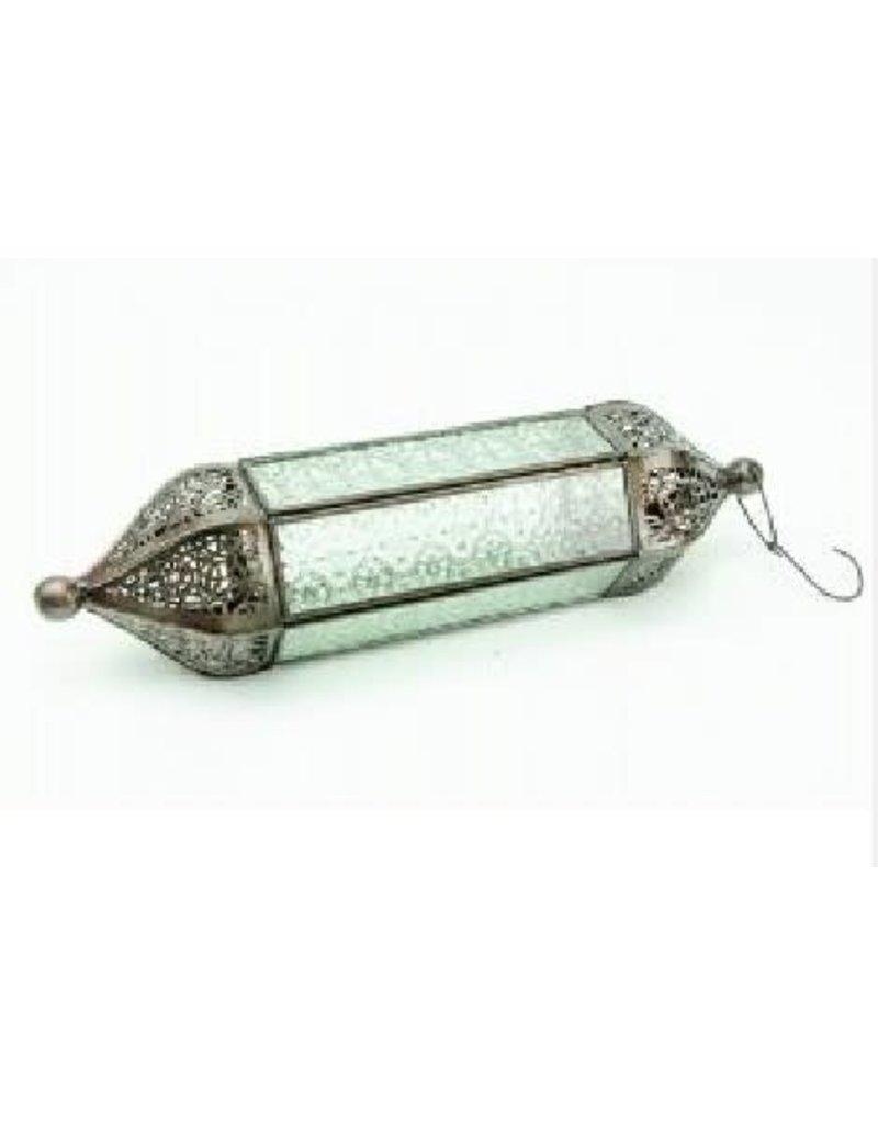 Noah's Ark Hanging Glass Lantern