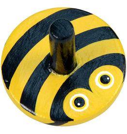 Pekerti Nusantara Spinning Bumblebee Top