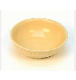 Mitra Bali Honeycomb Golden Ceramic Bowl