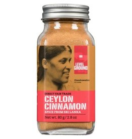 Level Ground Cinnamon Spice Jar