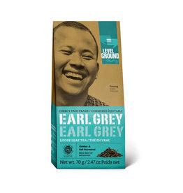 Level Ground Earl Grey Loose Leaf Tea