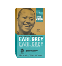 Level Ground Earl Grey Tea Bags