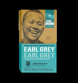 Level Ground Earl Grey Tea Bags