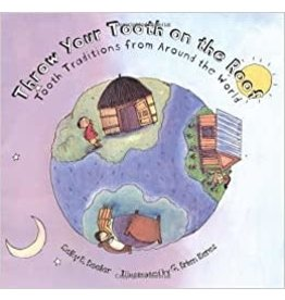 Educational Throw Your Tooth on the Roof Book