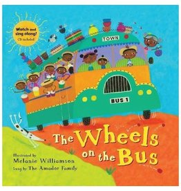 Educational The Wheels On The Bus With CD