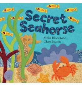 Boardbook Secret Seahorse
