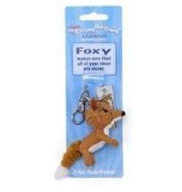 Kamibashi Fox Keychain