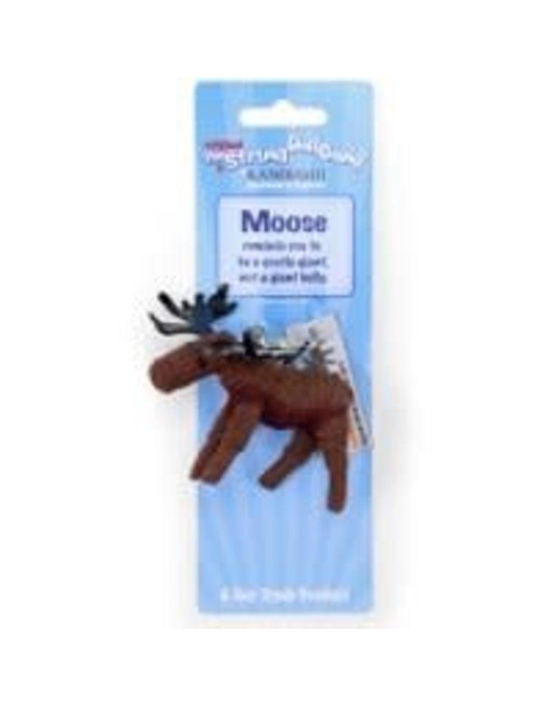 Kamibashi Moose Keychain