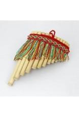 Manos Amigas Bamboo Pan Flute