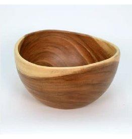Saffy Handicrafts Salad Daze Serving Bowl