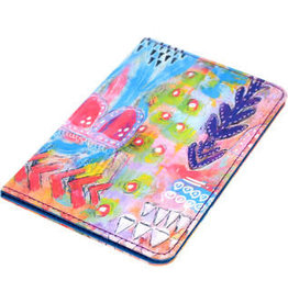 Salay Handmade Paper Industries Inc. Vibrant Pastels Notebook