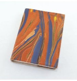 Noah's Ark Orange Leather Journal