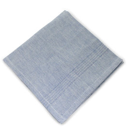 MESH Soft Blue Cotton Napkin