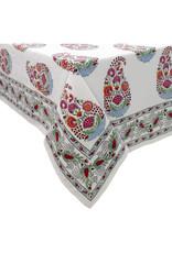 Craft Resource Center Paisley Swirls Tablecloth