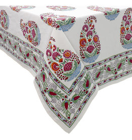 Craft Resource Center Paisley Swirls Tablecloth