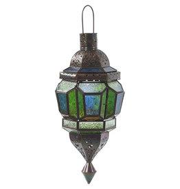 Noah's Ark Glass Kasbah Lantern