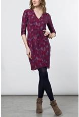 Mata Traders Geneva Fuschia Dress