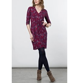 Mata Traders Geneva Fuschia Dress