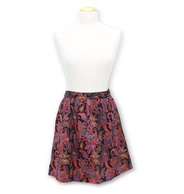 Mata Traders Bailee Button Skirt