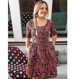 Mata Traders Serephina Paisley Dress