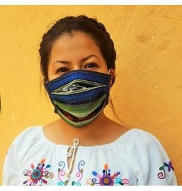 Lucia's Imports Reuseable Woven Face Masks