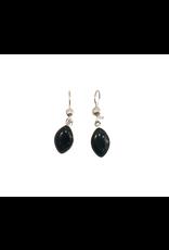 Lucia's Imports Dainty Jade Earrings