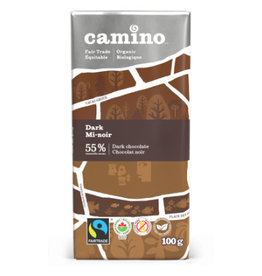 Camino Camino Chocolate Bar 55% Dark