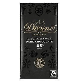 Divine Chocolate Divine Chocolate Bar 85% Dark