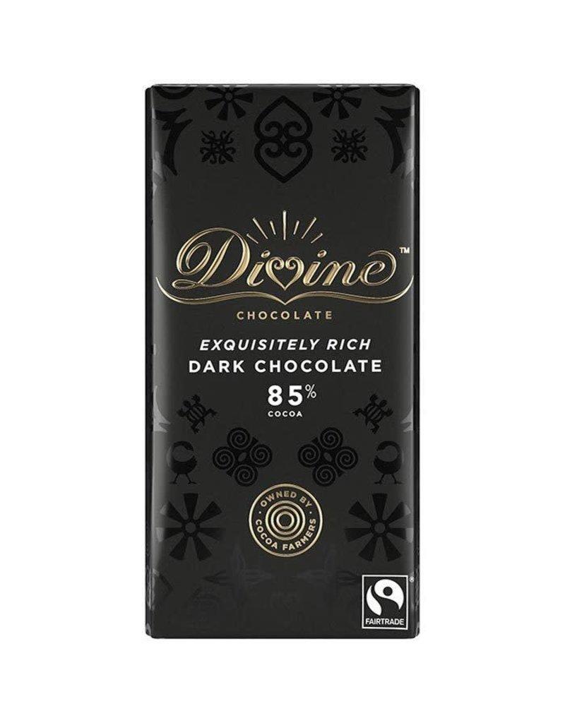 Divine Chocolate Divine Chocolate Bar 85% Dark