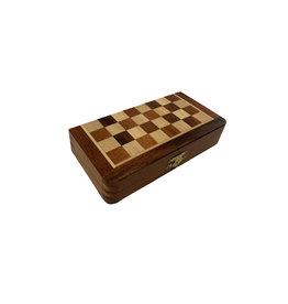 Noah's Ark Folding Travel Chess Set