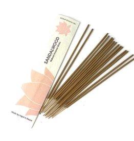 Global Groove Sandalwood Incense Sticks
