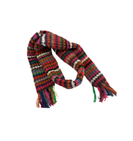 Kumbeshwar Technical School Rainbow Scarf