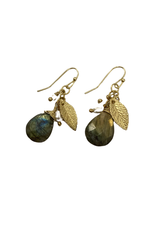 Sasha Association for Crafts Producers Pearly Charm Earrings