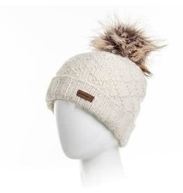 Laundromat Tiffany Cream Beanie