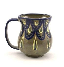 Lucia's Imports Creative Raindrops Coffee Mug
