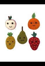 Association of Craft Producers Fruit Bag Finger Puppets