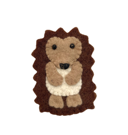 Association of Craft Producers Hedgehog Felt Finger Puppet