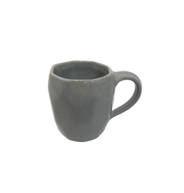 Association of Craft Producers Grey Octagon Stoneware Mug