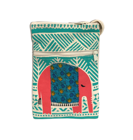 Saidpur Enterprises Crossbody Elephant Travel Purse