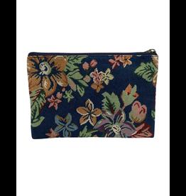 Sasha Association for Crafts Producers Multicolour Floral Clutch