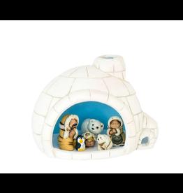 Lucuma Designs Igloo Nativity
