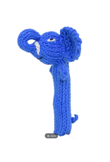 Lucuma Designs Elephant Finger Puppet